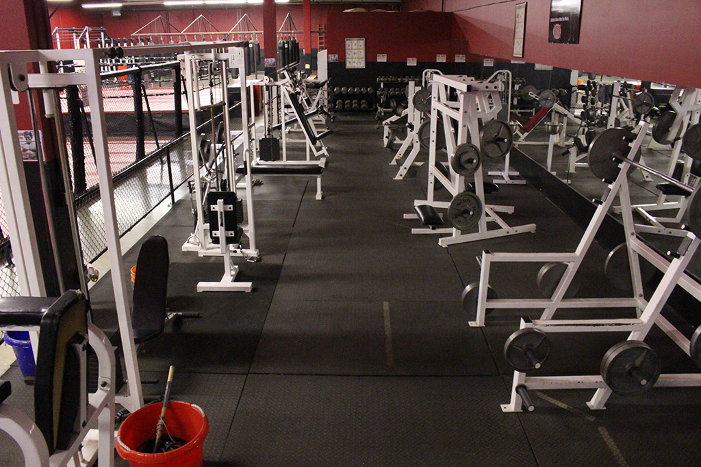 gym Bakersfield